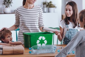 residential community trustd.space recycling